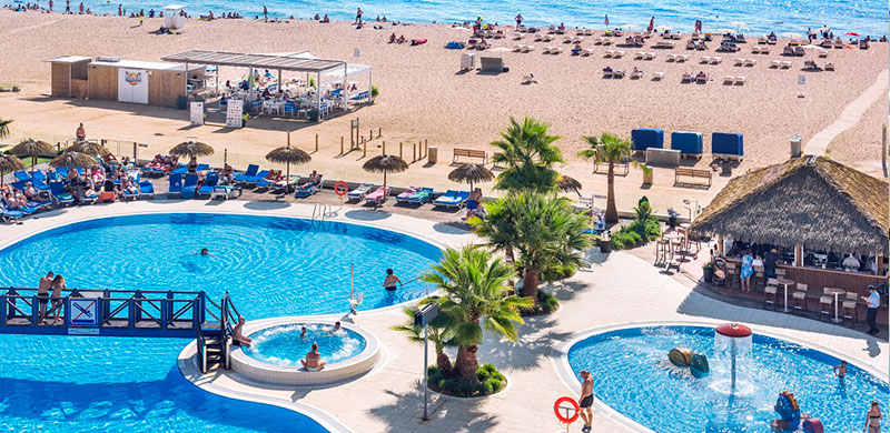Hotel Tahití Playa ****S <br>HB-004044