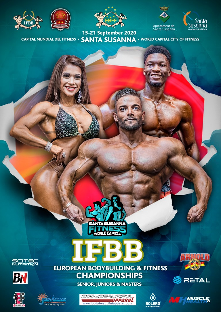 Bodybuilding and Fitness Championship.
