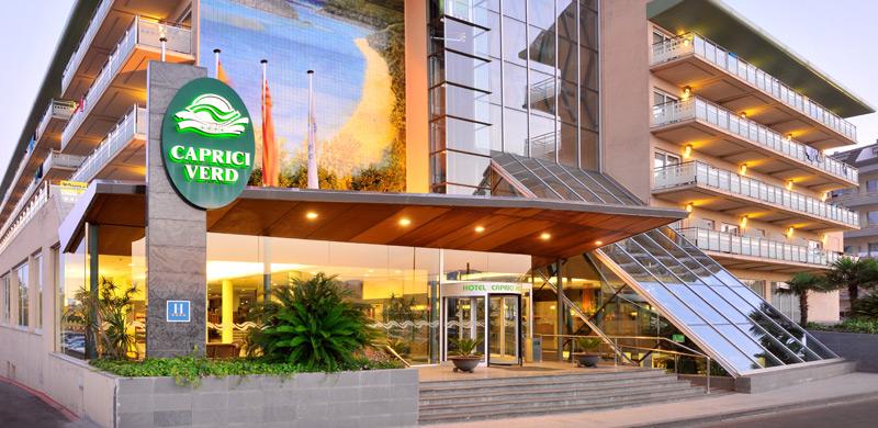 Hotel ALEGRIA Caprici Verd <br>HB-004178